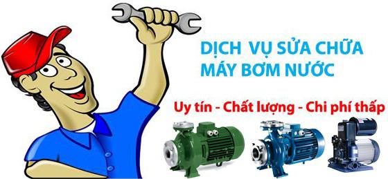 sua-chua-may-bom-nuoc-tai-nha